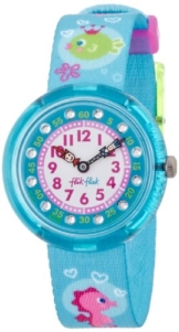 Flik Flak Girly Underwater Party Kinderuhr FBNP001 -