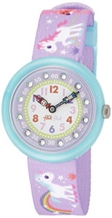 Flik Flak Magical Unicorns Mädchenuhr FBNP033 -