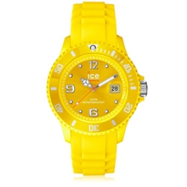 Ice-Watch Armbanduhr Sili-Forever Small Gelb SI.YW.S.S.09 -