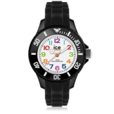 Ice-Watch Kinder-Armbanduhr Ice-Mini schwarz MN.BK.M.S.12 -