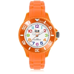 Ice-Watch Kinder-Armbanduhr Ice-Mini orange MN.OE.M.S.12 -
