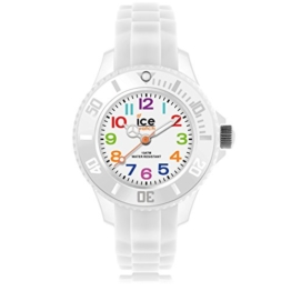 Ice-Watch Kinder-Armbanduhr Ice-Mini weiss MN.WE.M.S.12 -