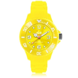 Ice-Watch Unisex-Armbanduhr Analog Quarz Silikon SI.YW.M.S.13 -