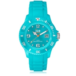 Ice-Watch Unisex, S- Armbanduhr Ice Forever Analog Quarz Silikon SI.TE.S.S.13 -