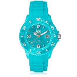 Ice-Watch Unisex, S- Armbanduhr Ice Forever Analog Quarz Silikon SI.TE.S.S.13 -
