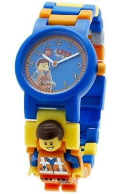 Eine Lego Kinderuhr für Jungen