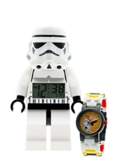 lego star wars stormtrooper kinderwecker armbanduhr