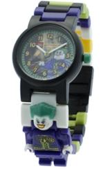 LEGO Unisex-Armbanduhr DC Universe Joker Analog Quarz Plastik 8020240 -