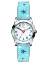s.Oliver Mädchen-Armbanduhr SO-2896-PQ - 1