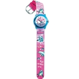 Scout Mädchen-Armbanduhr Analog Quarz Kunstleder 280305014 -