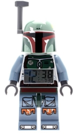 lego star wars wecker boba fett